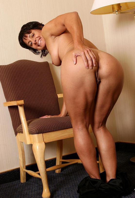 Frauen nackt von hinten